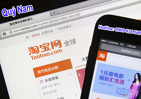 taobao là web ntn