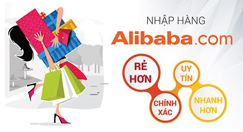 Đặt hàng Alibaba