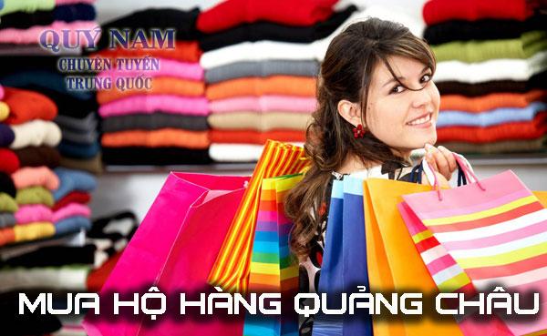 Mua hộ hàng Quảng Châu