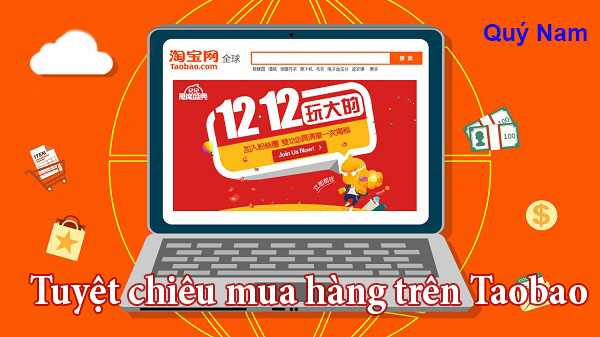 Mua hàng Taobao