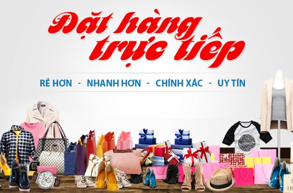 Order hàng Trung Quốc online