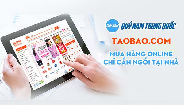 Quý Nam nhận mua hộ hàng Taobao, ship về Việt Nam đảm bảo thời gian