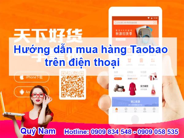taobao đặt hàng