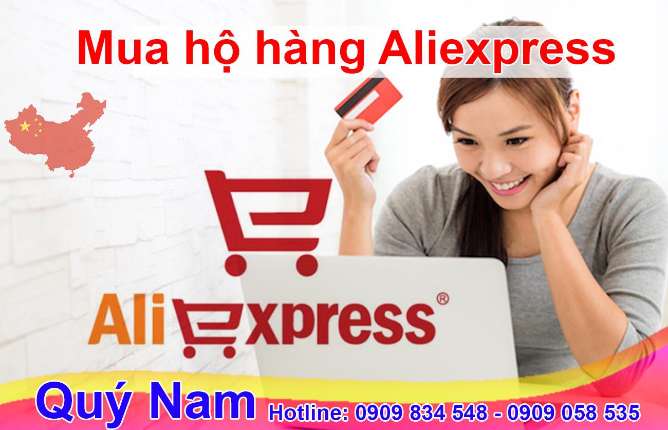 quý nam mua hộ hàng aliexpress