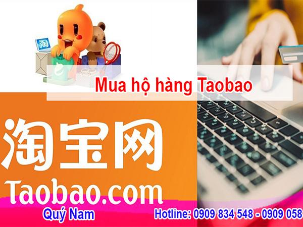 Mua hộ Taobao